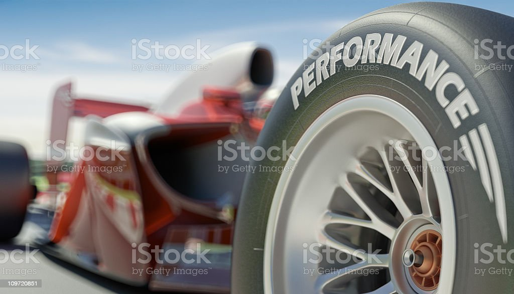 Performance stock photo