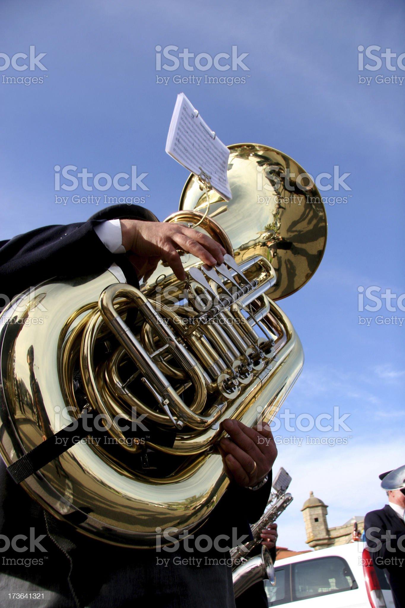 Performance royalty-free stock photo