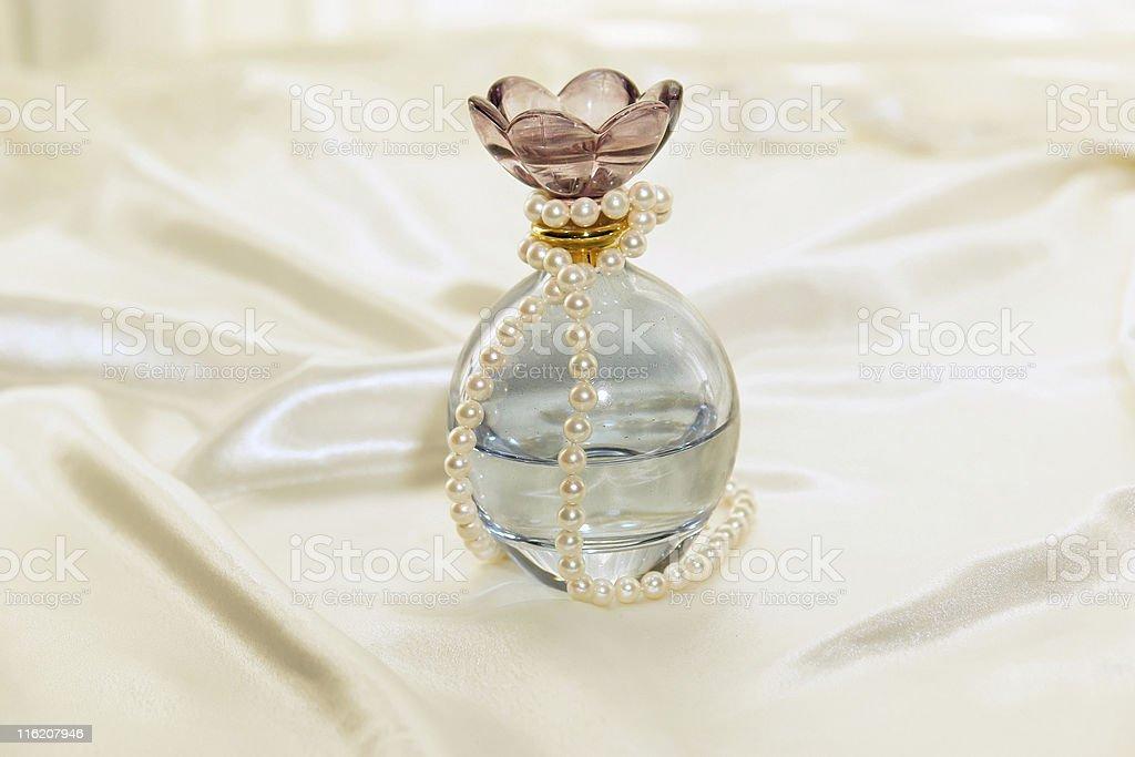 perfume bottle 4 royalty-free stock photo