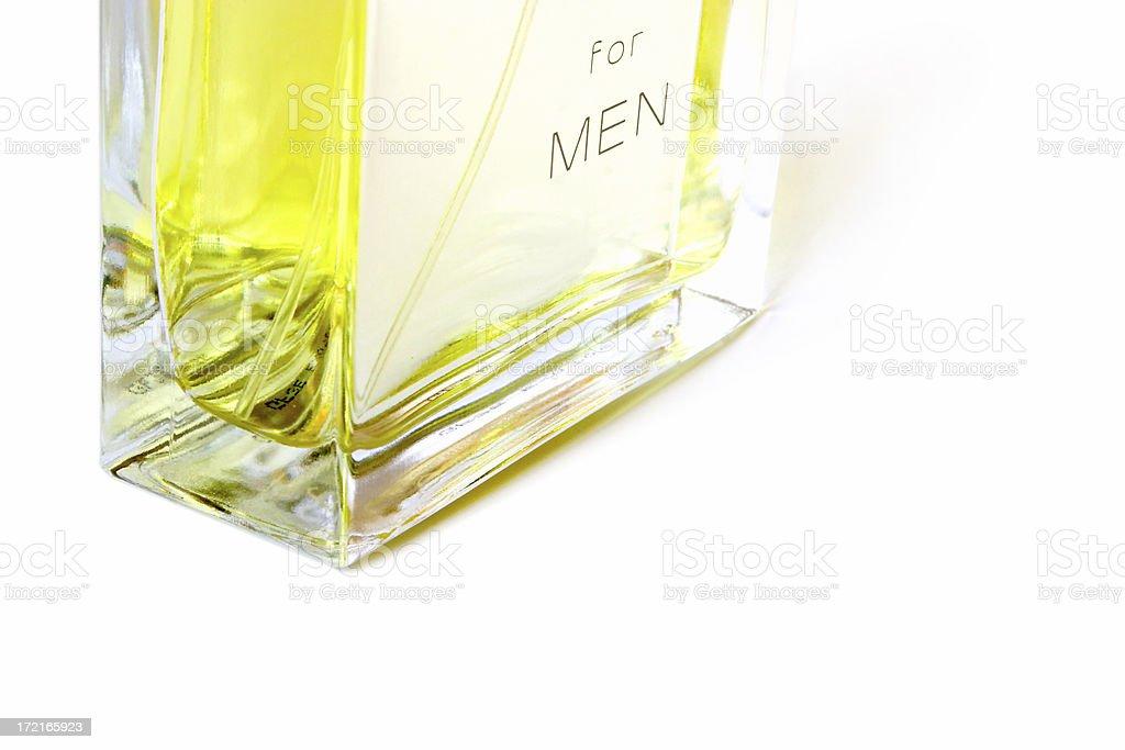 Perfume bottle royalty-free stock photo