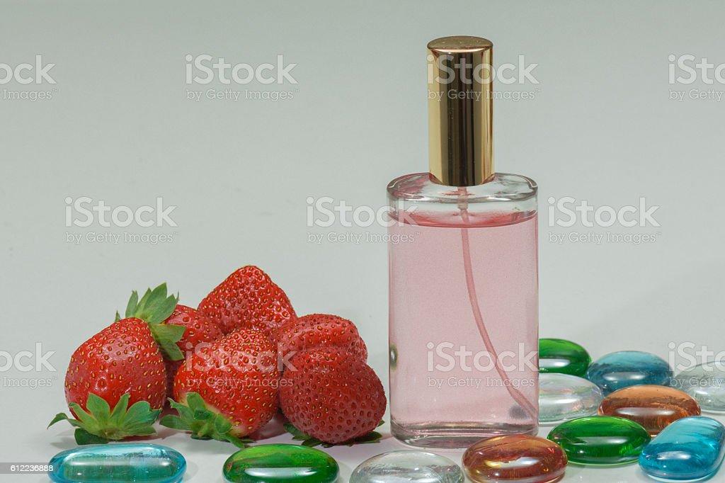 Parfum  photo libre de droits