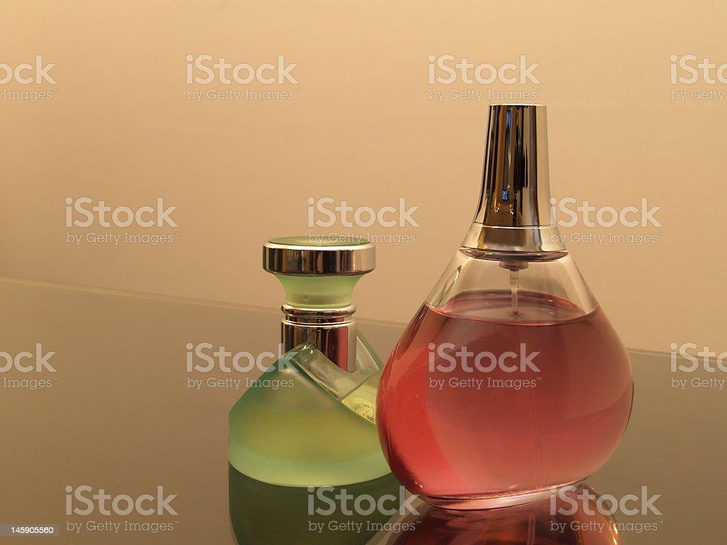Perfumes royalty-free stock photo