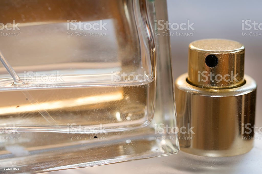 perfumes style and charm stock photo