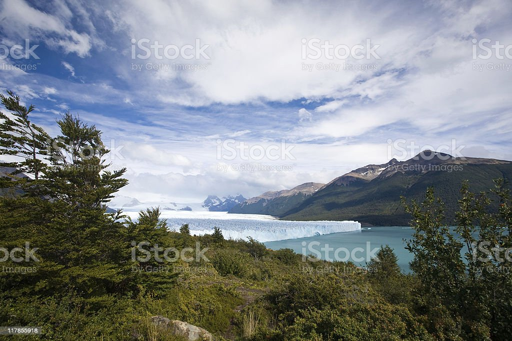 Perito Moreno Glaciar royalty-free stock photo