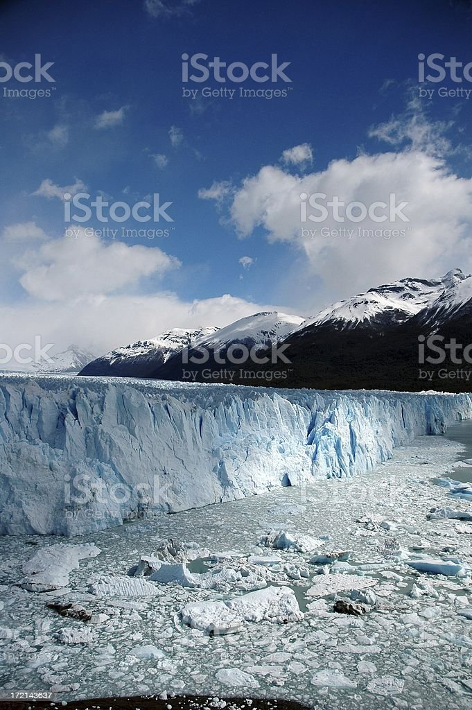 Perito Moreno Glacier II royalty-free stock photo