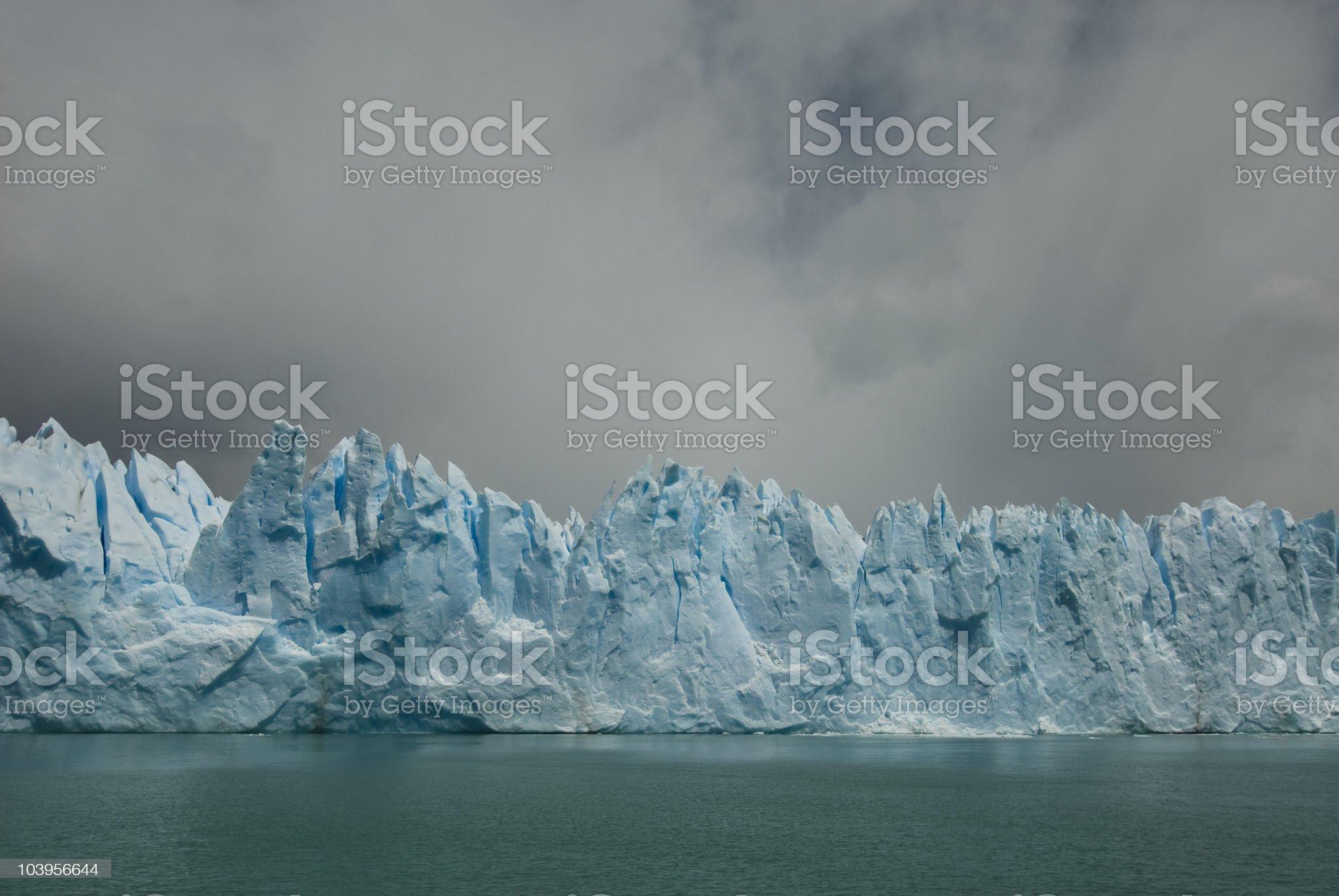 Perito Moreno Glacier royalty-free stock photo