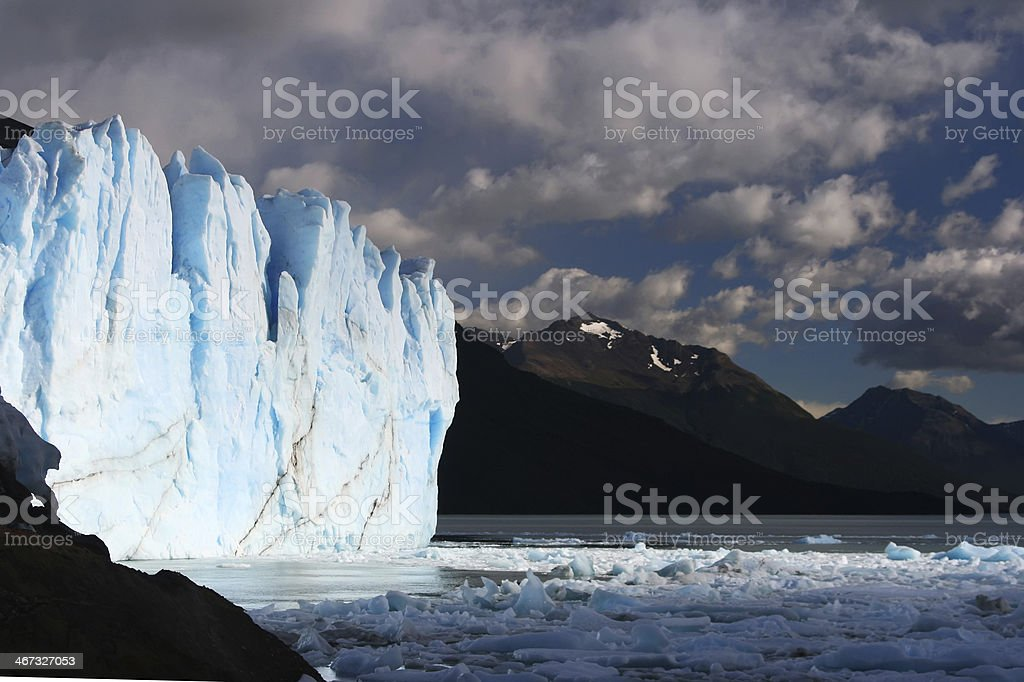 Perito Moreno Glacier royalty-free stock photo