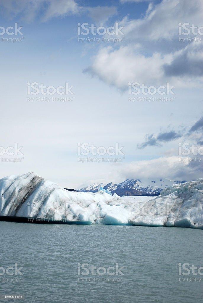Perito Moreno, Patagonia, Argentinia royalty-free stock photo