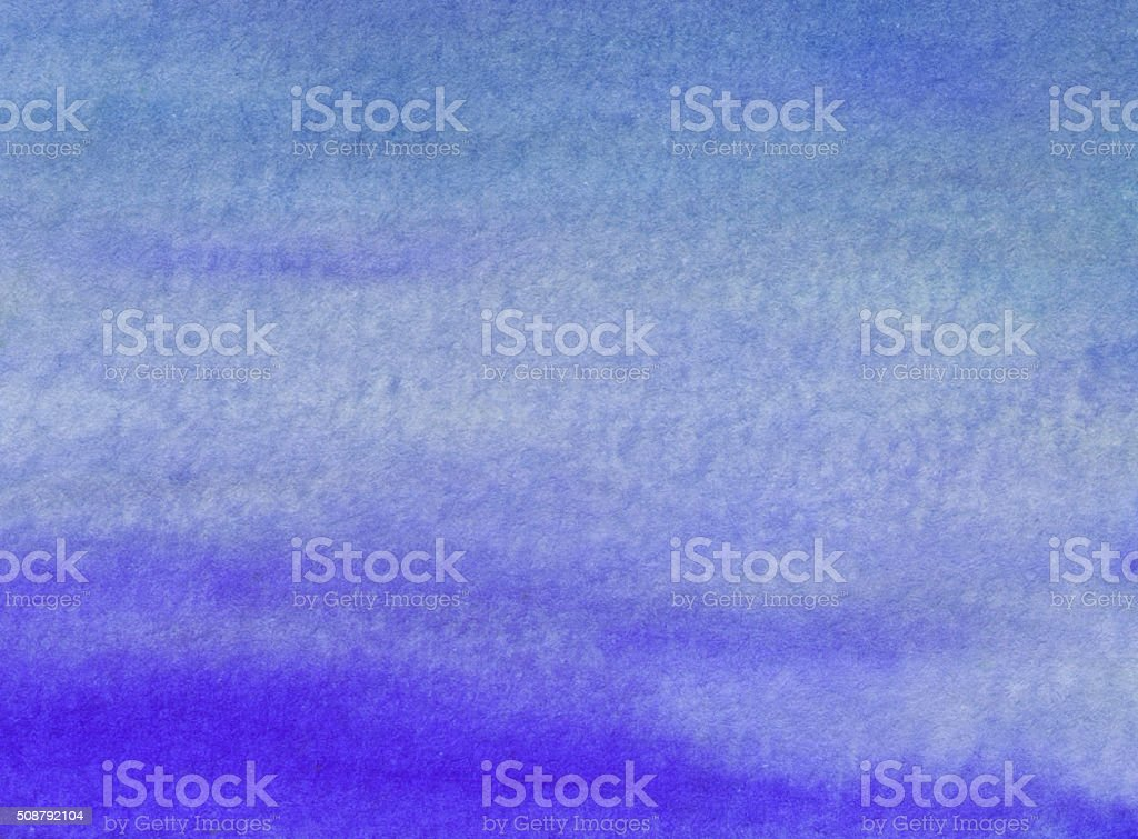 Periwinkle blue hues with color gradient and texture stock photo