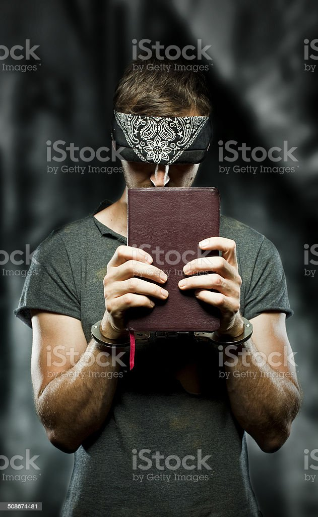 Persecuted stock photo
