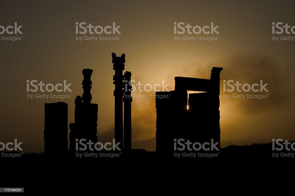 Persepolis stock photo