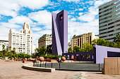 Pershing Square Space, Los Angeles