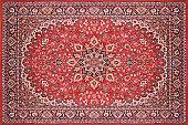 Persian Rug Carpet