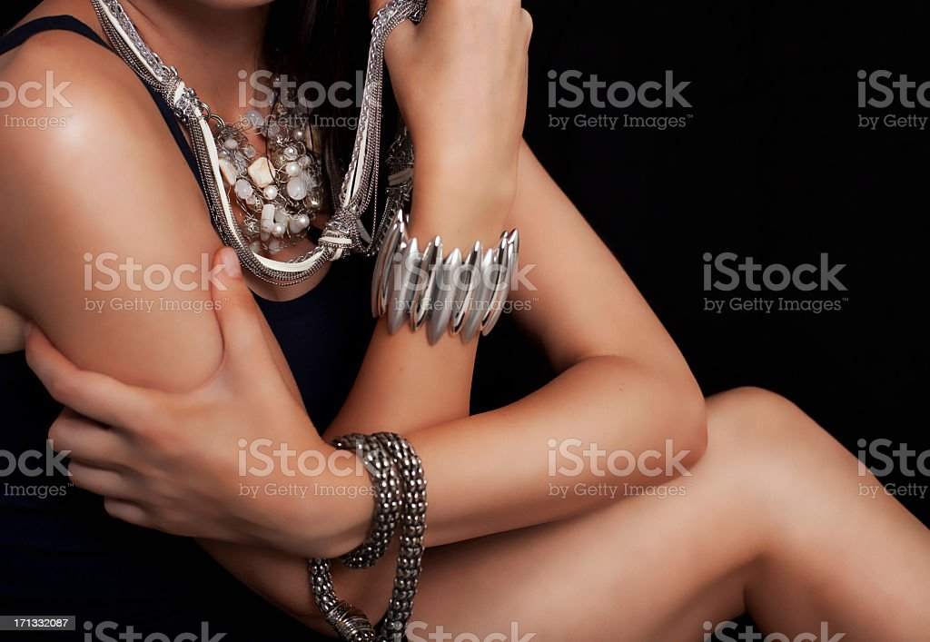 Personal Accessories royalty-free stock photo
