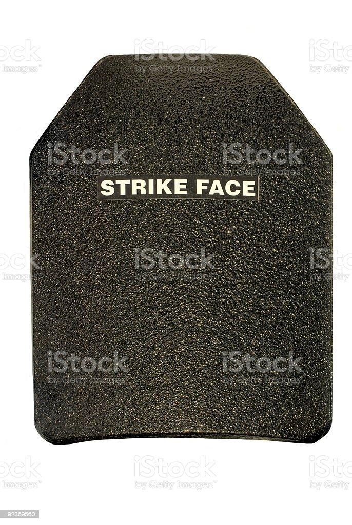 Personal Body Armor stock photo