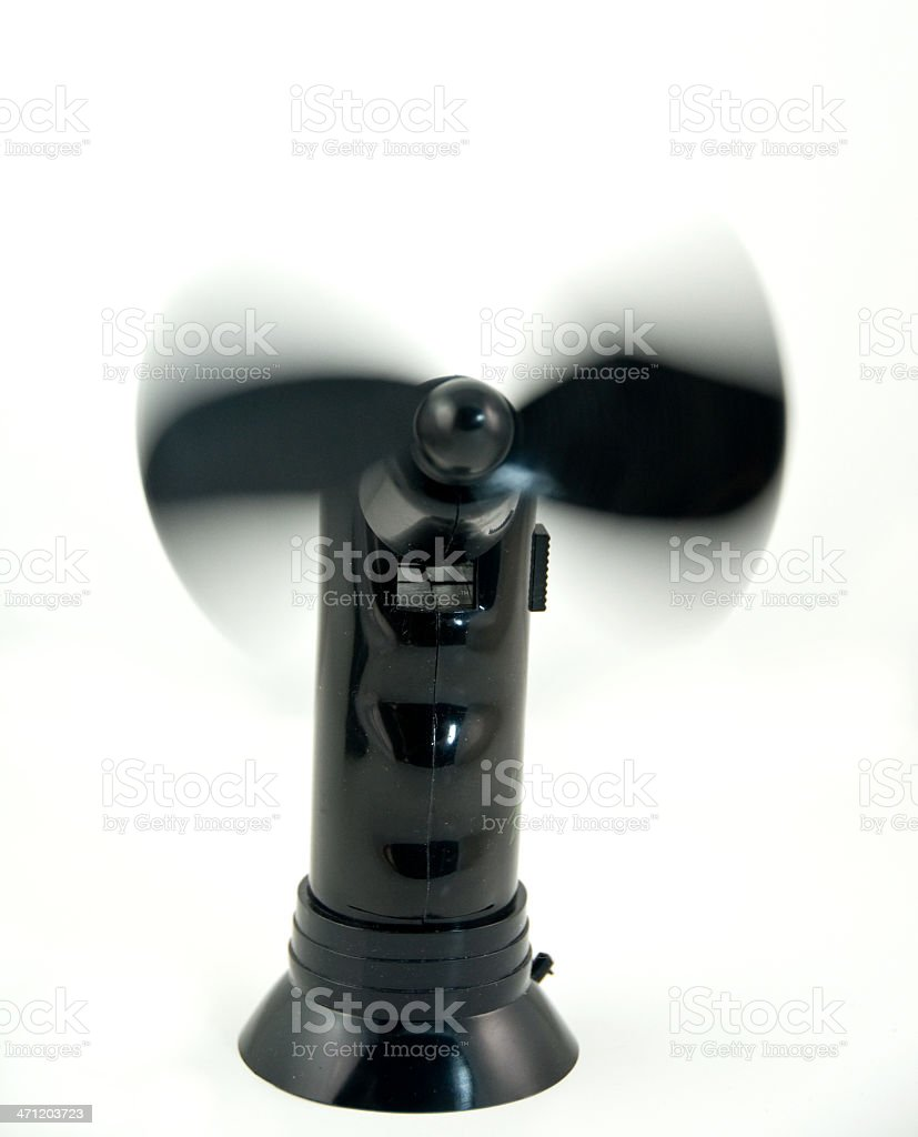 Personal Cooling Fan stock photo