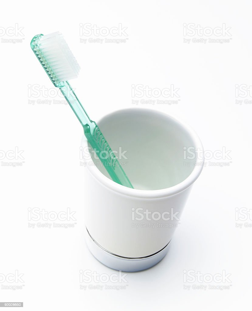 Personal hygiene 3 royalty-free stock photo