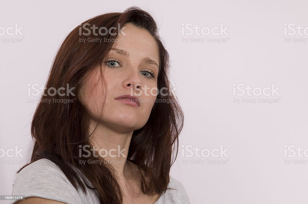 personal pain royalty-free stock photo