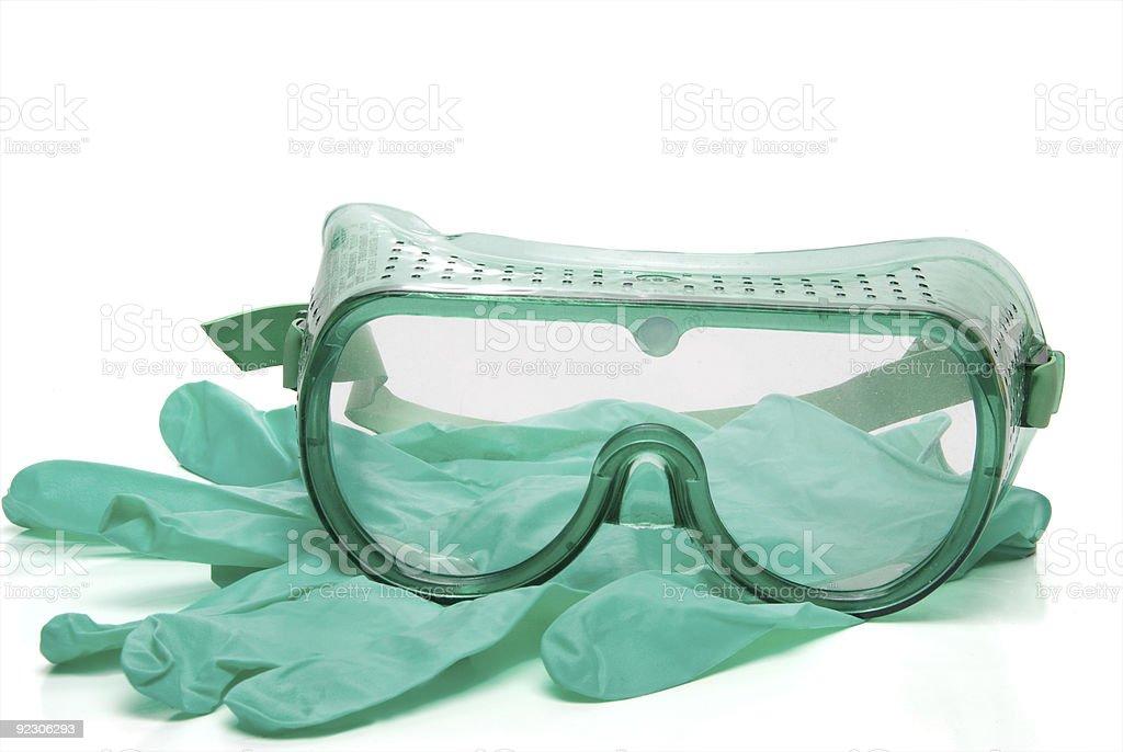 Personal Protective Equipment  stock photo