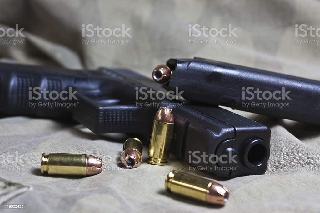 Personal Protetion Tools stock photo