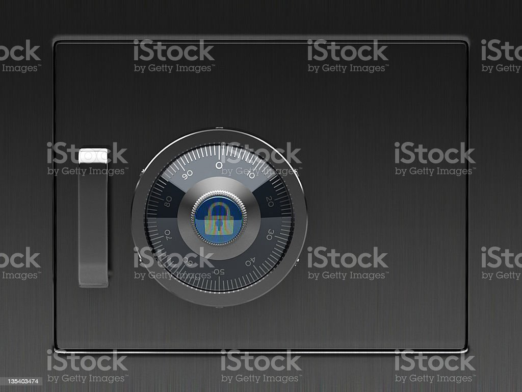 Personal Security royalty-free stock photo