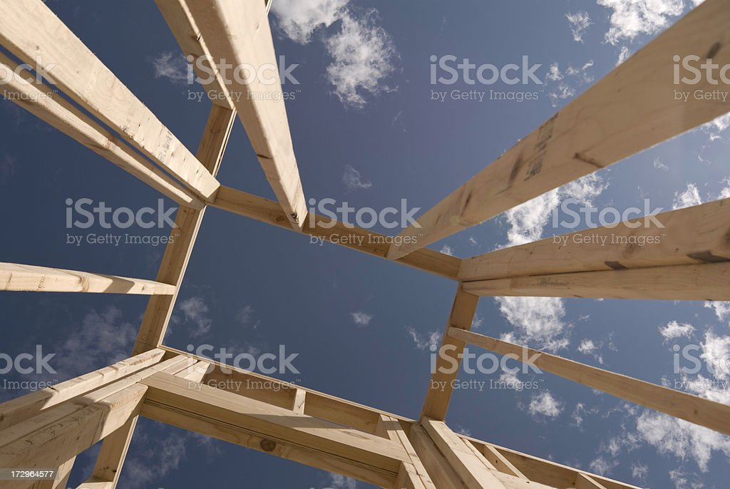 Perspective royalty-free stock photo
