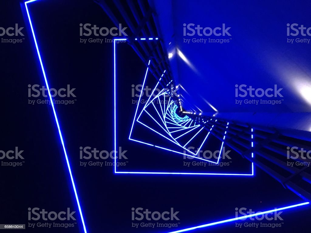 Perspective View stock photo