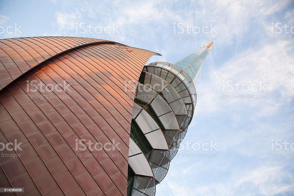 Perth Australia Bell Tower stock photo