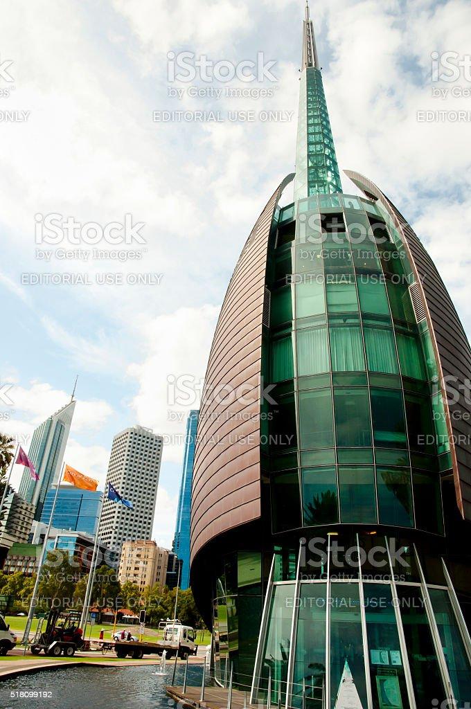 Perth - Australia stock photo