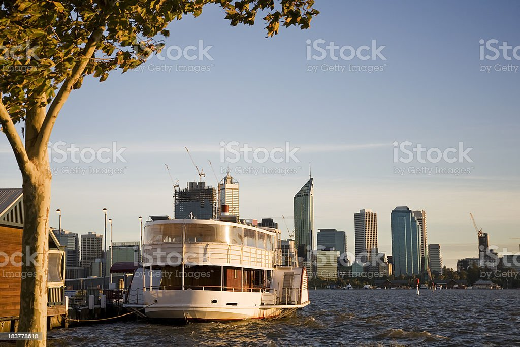 Perth Ferry royalty-free stock photo