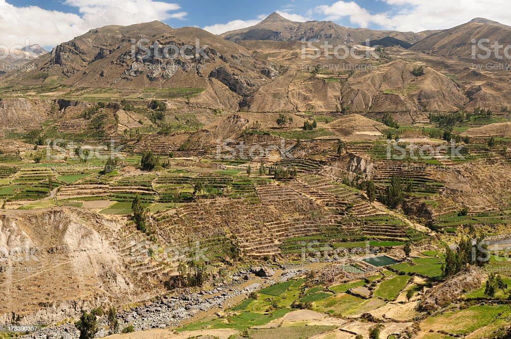 Peru royalty-free stock photo