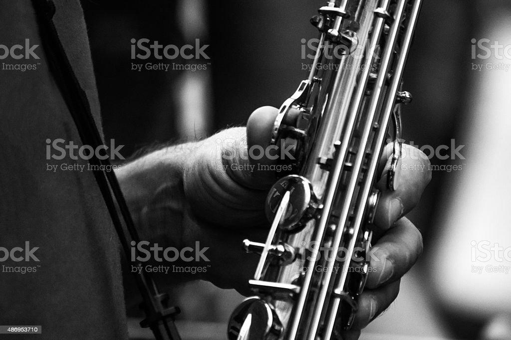 Perugia, Umbria Jazz Music Festival 2015 stock photo