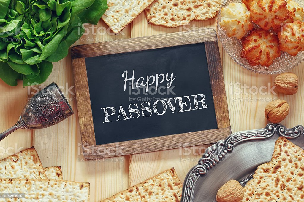 Pesah celebration concept (jewish Passover holiday) royalty-free stock photo
