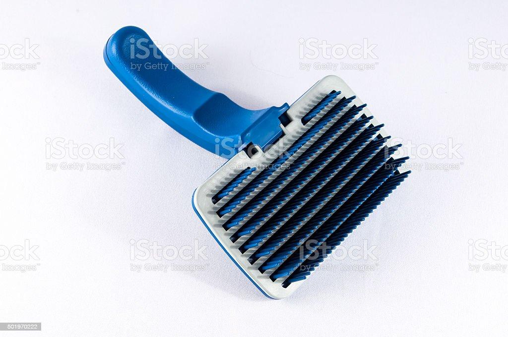 Pet Brush stock photo