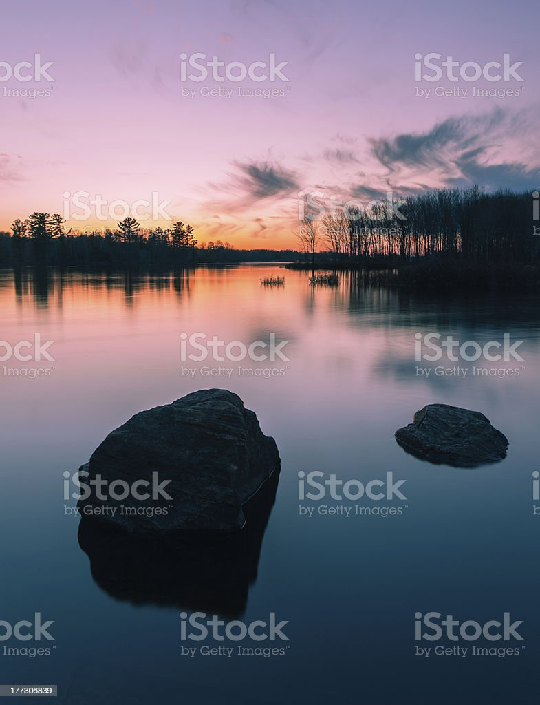 Petawawa Point royalty-free stock photo