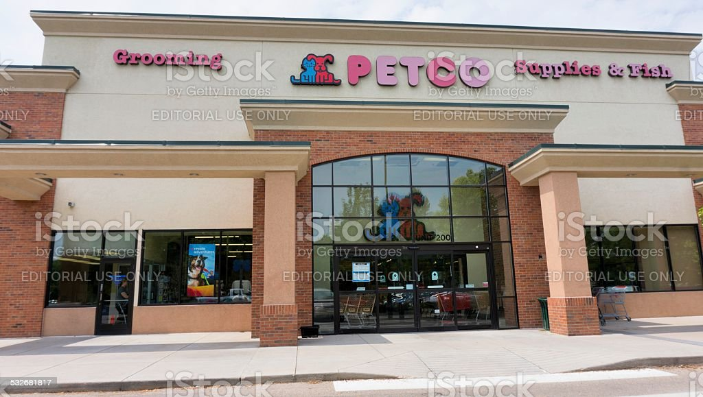 Petco stock photo