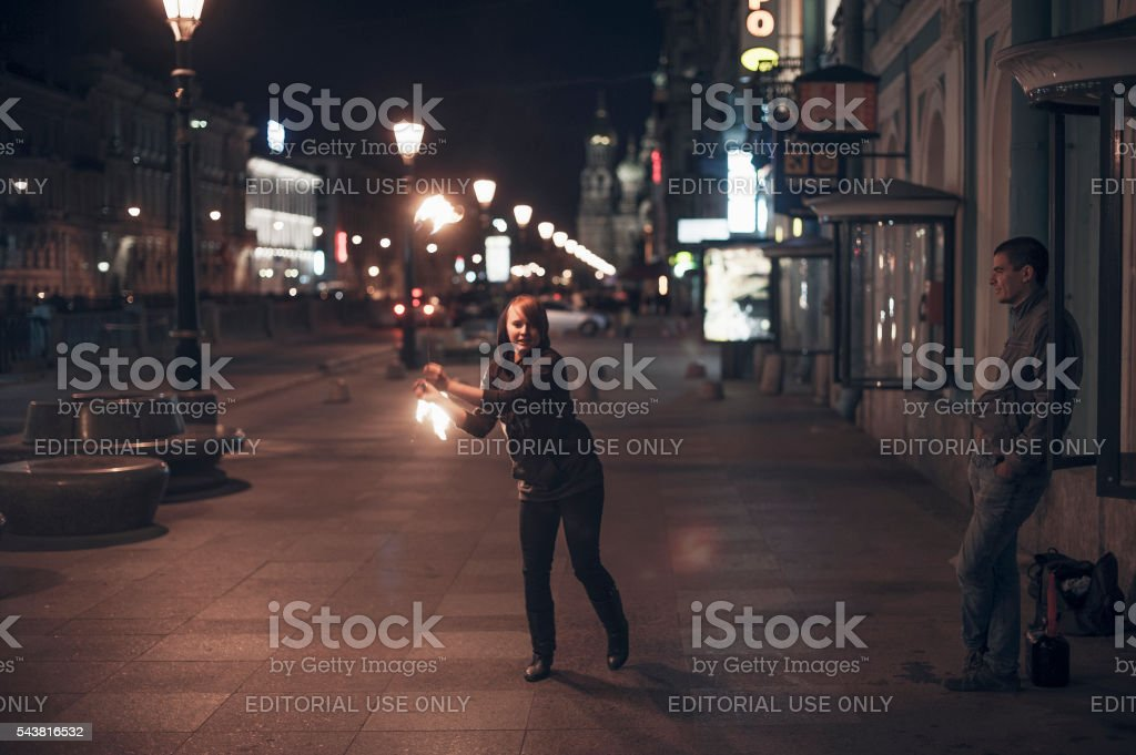 ST. Petersburg - Russia. stock photo