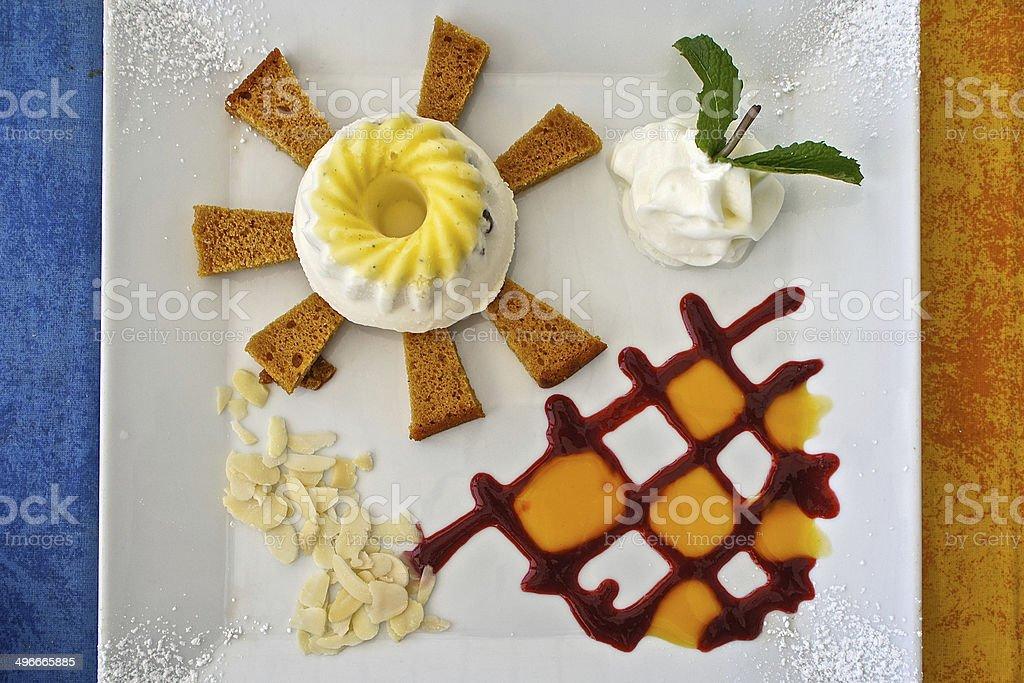 Petit Sweets stock photo