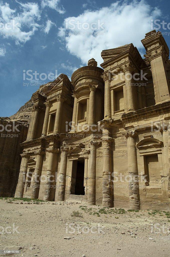 Petra royalty-free stock photo