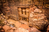 Petra - the treasury Jordan