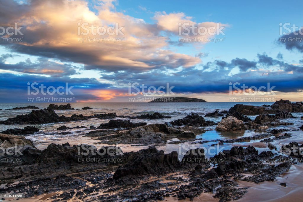 Petrel Cove, Adelaide, South Australia stock photo