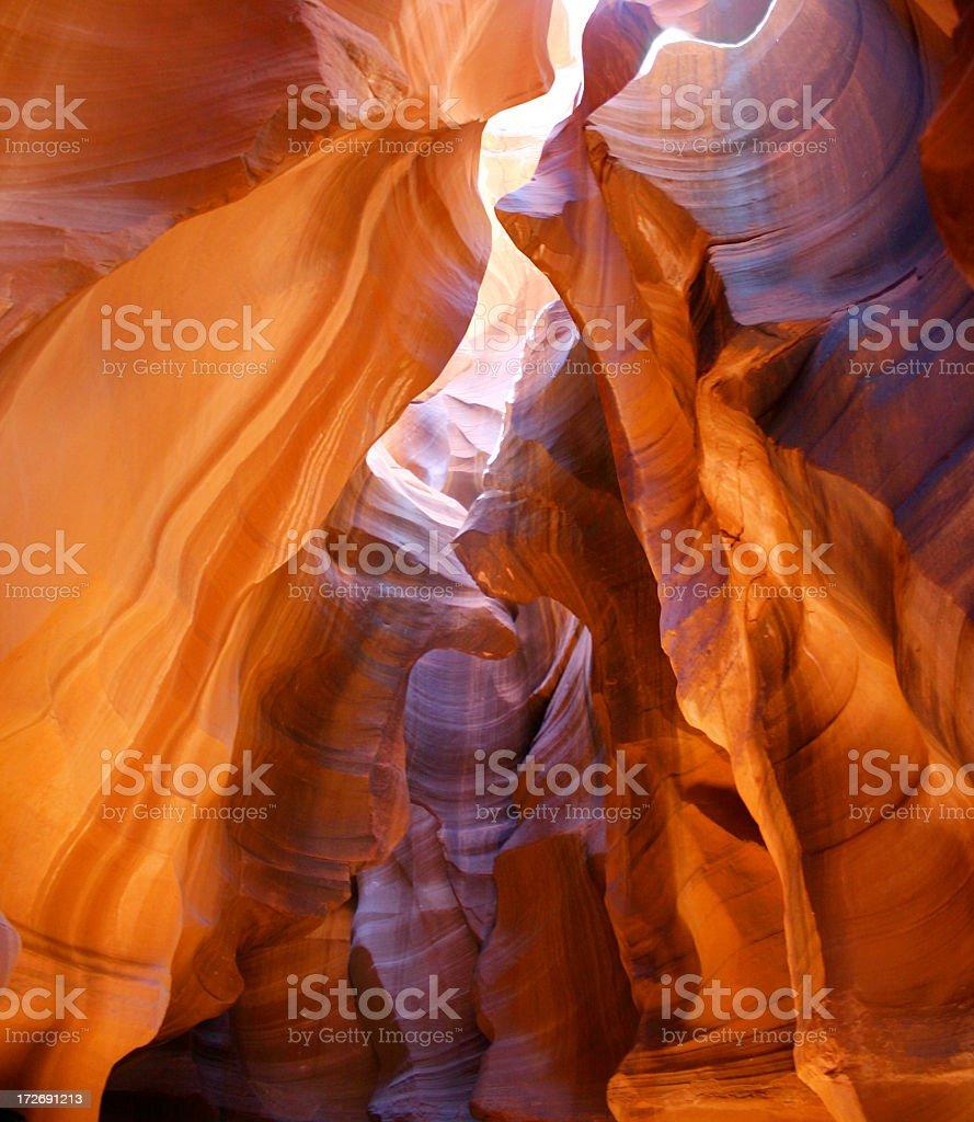 Petrified Sand Dune royalty-free stock photo
