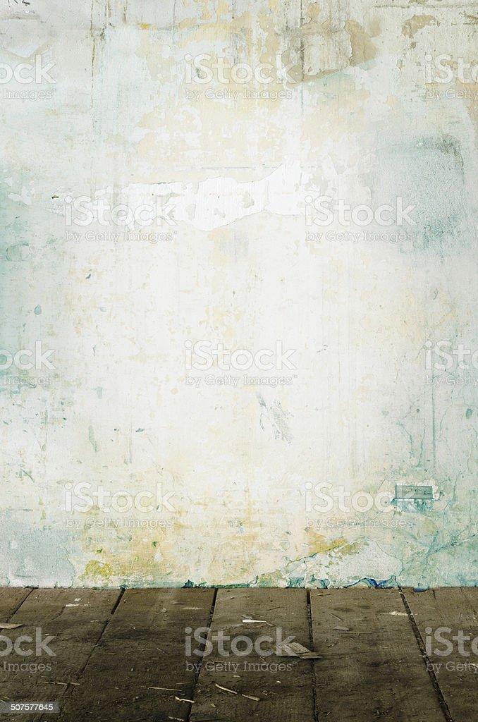 Petrol Grunge wall stock photo