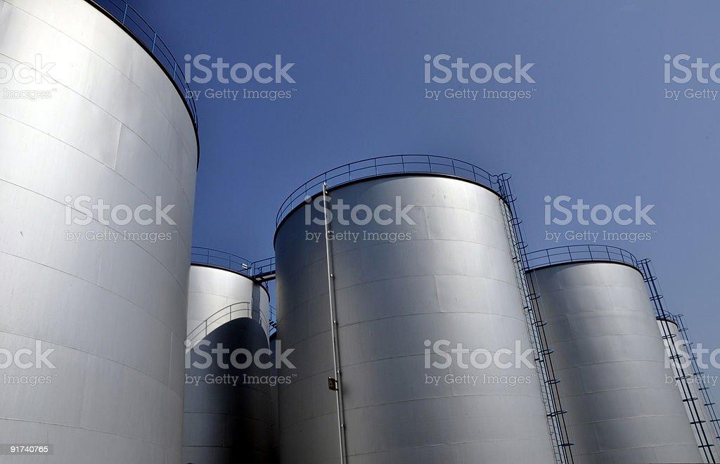 petrol industry royalty-free stock photo