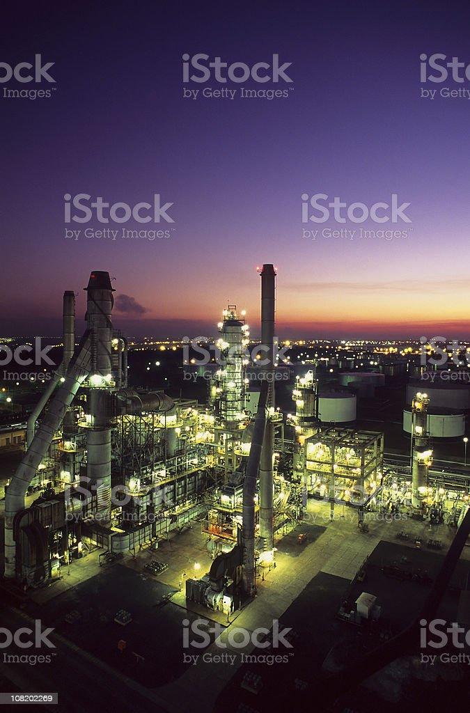 petroleum royalty-free stock photo