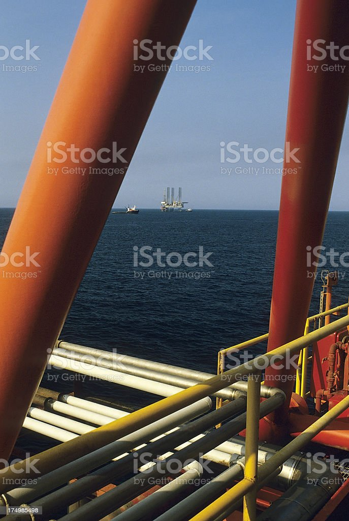 petroleum royalty-free stock photo