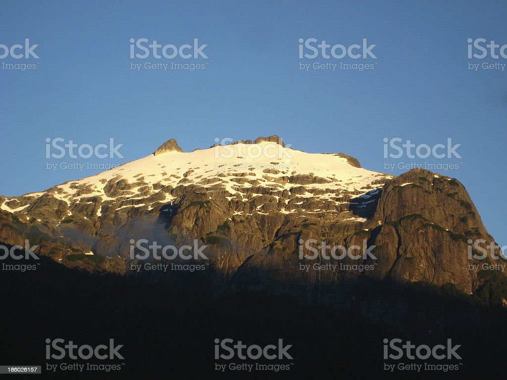 Peulla - Chile stock photo