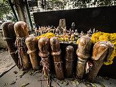 Phallus Shrine Bangkok Thailand