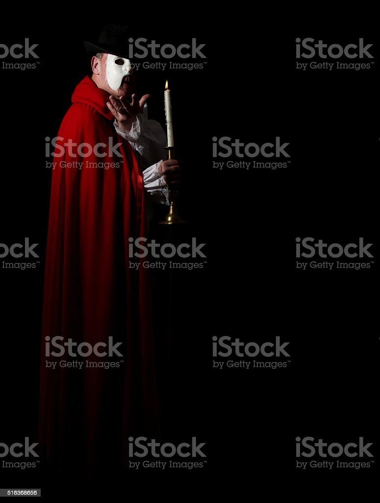 Phantom of The Opera stock photo