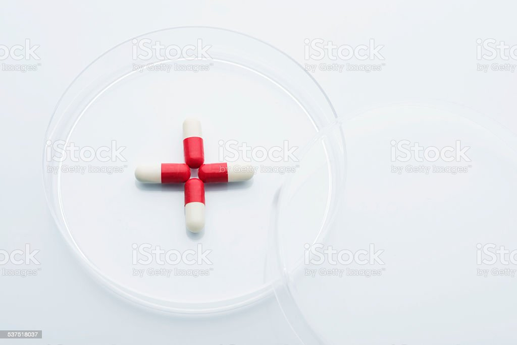 Pharmaceutical research stock photo